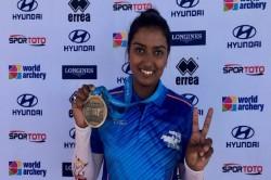 Deepika Kumari Makes History Won Gold Medal