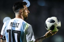 Lionell Messi Enters 700 Goals Club After Christiano Ronaldo During La Liga League Against Atletico
