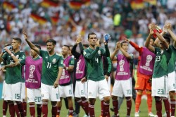 Fifa World Cup 2018 Artificial Earthquake Mexico After Win Against Germany
