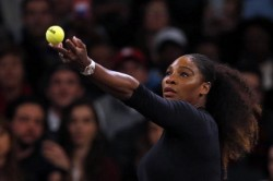 French Open Serena Williams Quit Due Spectoral Injury