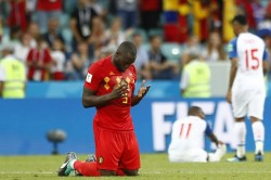 Uefa Euro 2020 Belgium Becomes First Team To Reach Romelu Lukaku Completes Half Century Of Goals