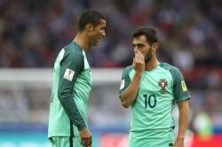 Fifa World Cup 2018 Portugal V Spain Preview Silva Still Wary Despite Lopetegui Departure