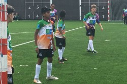 Russia Tour Diary Bengaluru Boy Surya Varikuti Shines In Football For Friendship Programme
