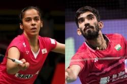 Badminton World Championship 2018 Srikanth Saina Enter Sec