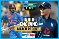 England Vs India 3rd Odi Live Cricket Score Leeds Engla