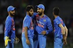 Shardul Thakur Replaced Bumrah Against One Day Match Englan