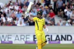 Aaron Finch Makes Record T20 Match Against Zimbabwe
