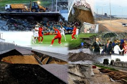 Two Russian Stadiums Started Collapse Already Fifa