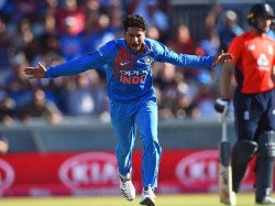 Kuldeep Yadav Scripeted History Against Engalnd 1st T20i Once Wanted To Become Fast Bowler