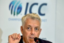 David Richardson Will Resign Icc Chief After World Cup