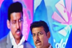 Rajyavardhaan Singh Rathore Appeals Corporate Help Sports
