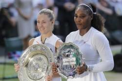 Angelique Kerber Stuns Serena Williams Win Maiden Wimbledon Title