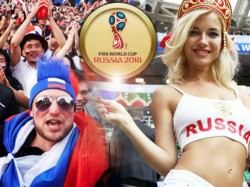 Fifa World Cup Don T Underestimate Russian Women They Can Have Relation With Tourists Dud