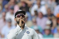 Watch Video Virat Kohli Celebrating Joe Root Dismissal