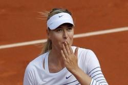 Kerber Looses Her Match Maria Sharapova Starts With Win