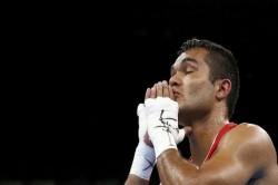 Asian Games 2018 Unfit Vikas Krishan Settles Bronze Boxing