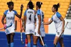 Indian Women Hockey Team Reached Final Beat China Asian Game