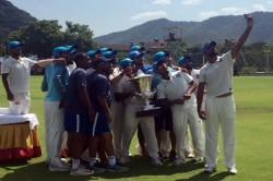 India Blue Clinch The Duleep Trophy