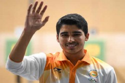 Saurabh Chaudhary Won Gold Issf Shooting World Championship