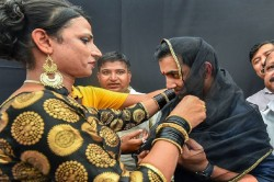 In Pics Gautam Gambhir During The Inauguration Seventh Edition Of Hijra Habba