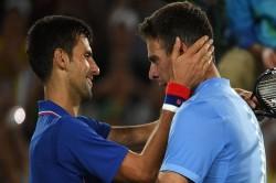 Juan Martin Del Potro Makes Shock Revelation About Novak Djokovic