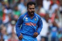 Bangladesh Asked Kedar Jadhav Remove The Tape On His Bowling Hand