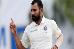 Mohmmed Shami Said I Learn How Ball Abroad Pitches Like Ande