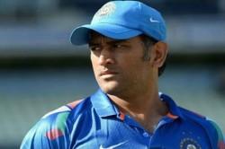 Venktesh Prasad Advises Dhoni Improve His Batting