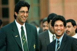 When Wasim Akram Ask Sachin Tendulkar Did You Ask Your Mother Before Coming Here