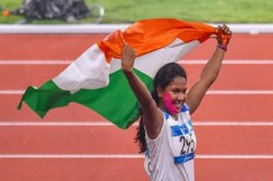 Adidas Will Make New Shoes 12 Finger Golden Girl Swapna Barm
