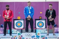 Youth Olympics 2018 Akash Malik Grabs Archery Silver Medal