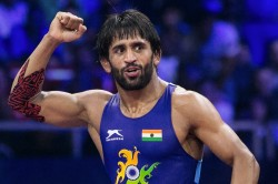 Bajrang Punia Wins Silver To Become First Indian With Two World Wrestling Championship Medals