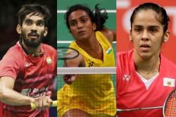Kidambi Srikanth Pv Sindhu Saina Nehwal Seek Success In French Open Their First Bwf Title Of Year