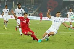 Northeast United S Eelco Schattorie Speaks About Delhi Dynamos