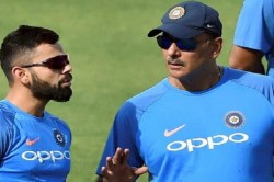Ravi Shastri Reveals Why Virat Was Given Rest During Asia Cup