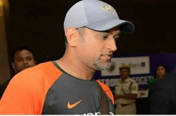 Mahendra Singh Dhoni New Look Getting Viral Check It Here