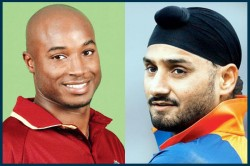 Harbhajn Singh Gets Reply From Tino Best After Twitting About West Indies