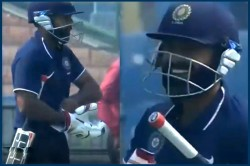 Deodhar Trophy 2018 19 Ankeet Bawne Comes To Bat With Only Glove