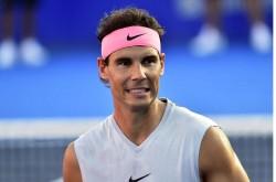 Rafael Nadal Opens His Tennis Academy Centre Majorca Flood Victims