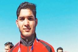 Suraj Panwar Win Silver Medal Youth Olympic