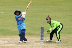 India Vs Ireland Icc Women S T20 World Cup India Crush Ireland By 52 Runs Seal Semi Final Berth
