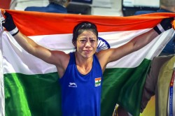 Mary Kom Won Record Sixth Gold As She Defeat Hanna Okhota World Boxing Championship