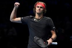 Alexander Zverev Won The Final Match Agaisnt Novak Djokovic In Atp Finals