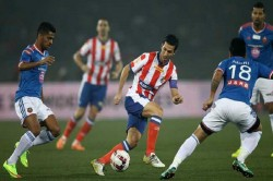 Goa Fc Played Goal Less Draw Against Atk Isl