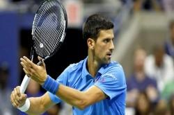 Novak Djokovic Beats John Isner At Atp Finals