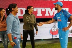 Virat Kohli Started Jerseyknowsnogender Campaign Support Indian Woman Cricket Team