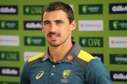Mitchell Starc Is Back Scg T20 India Vs Australia Game