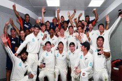 New Zealand Players Perform Bhangra Dressing Room After Victory Against Pakistan