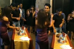 Hardik Pandya Is Caught During Smoking Sakshi Dhoni Birthday Party