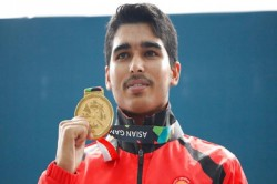 Sourav Chaudhary Won Two Gold Medal In 10 Meter Air Pistol